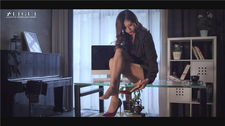[Ligui丽柜]HD视频 2017.12.23 Wendy 矿业思甜 丝丝润滑[1V/170M]